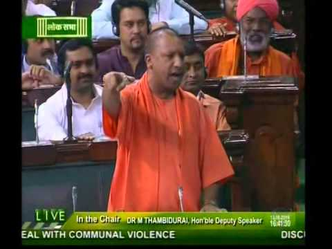 Shri Yogi Adityanath on the need for more effective mechanism to deal with communal violence thumbnail