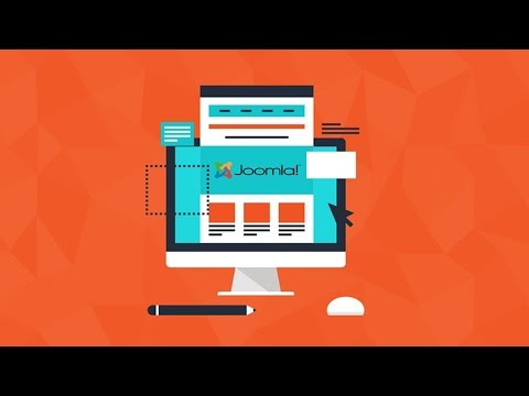 Joomla Template Customization For Beginners - 25 Editing Footer