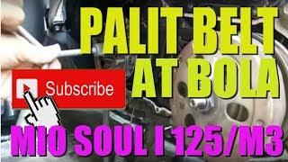 BOLA AT BELT REPLACEMENT MIO SOUL I 125 PANGGILID