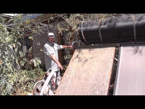 Sustainable Energy Home - Rammed Earth - Perris, CA - Solarterre