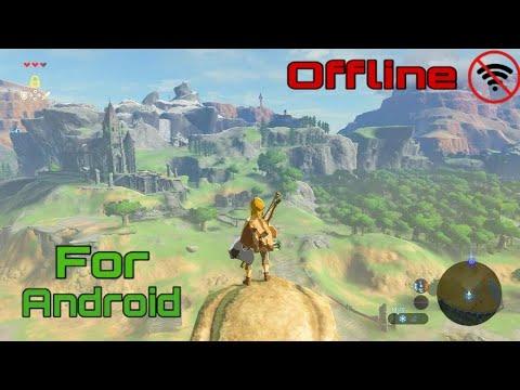 Top 5 Games Like Legend Of Zelda For Android HD Offline