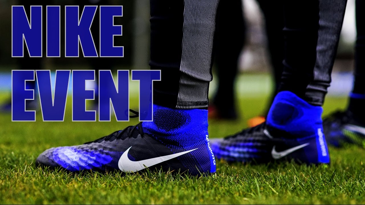 68f90a5d7531 Nike Magista and Hypervenom - ANTI-CLOG Try out Event - YouTube