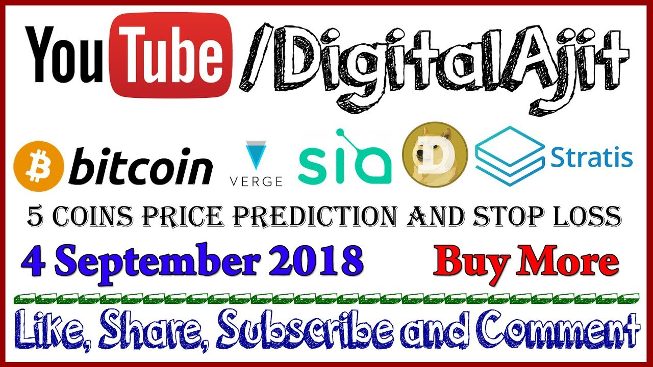 VERGE COIN PRICE PREDICTION FOR 2018, 2019, 2020, 2023 & 2025