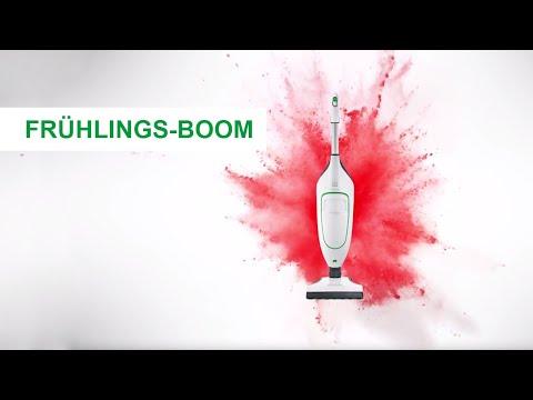 Frühlings-Boom – Vorwerk Kobold Familie