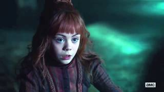 Download Video Fight Scene- Jesse Jane McParland & Nick Frost Into The Badlands MP3 3GP MP4