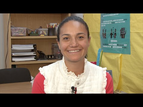 Meet RCSD: Veronica Salto - Clifford