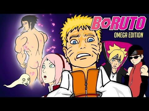 Boruto Opening Parody