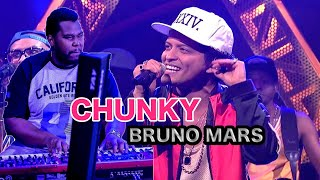 Chunky - Bruno Mars {Keyboard Cover} Hugo Conceição