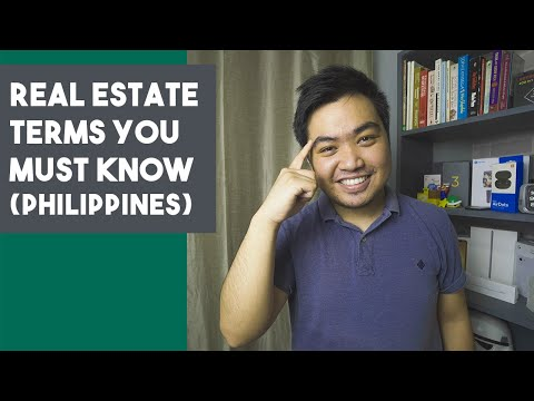 Real Estate Terms You Must Know in the Philippines | Real Estate Tips