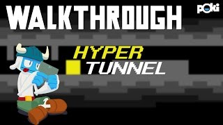 Game Stress! Hyper Tunnel Walkthrough