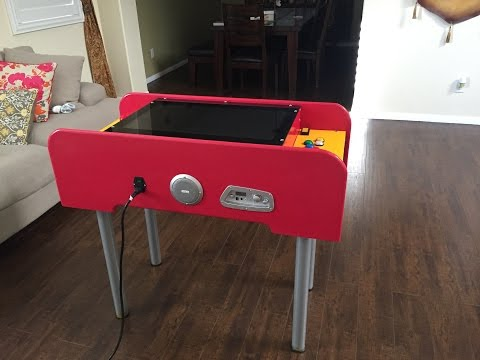 My Arcade Machine Project