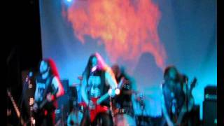 Lvcifyre - The Calling Depths live @ Purple Turtle