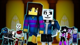 - Judgement Minecraft Undertale Music Video GENOCIDE Song by TryHardNinja