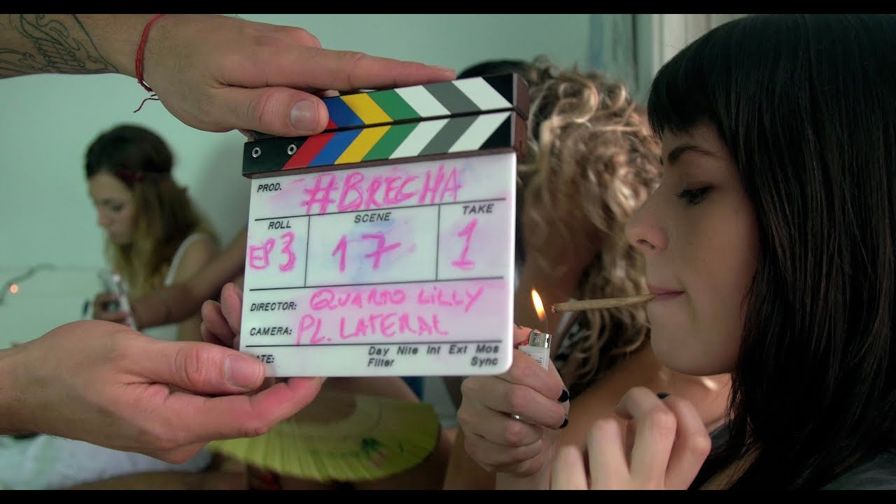 #BRECHA Série - Making Of #2