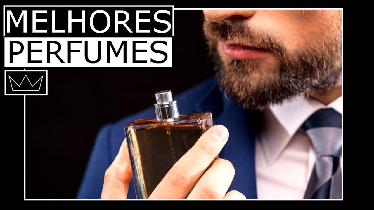 51ec529c3 Os 10 melhores PERFUMES masculinos - YouTube