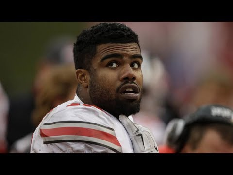 NFL player Ezekiel Elliott suspended after domestic violence investigation