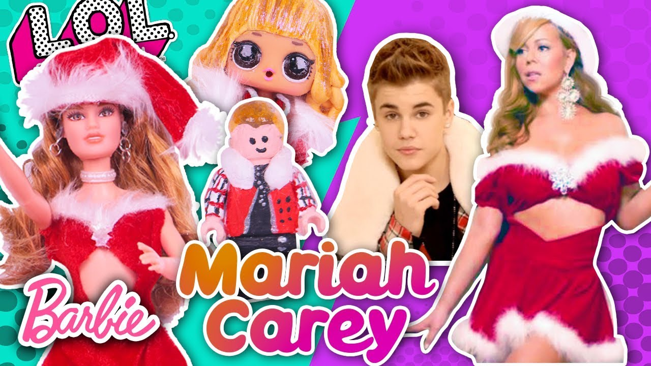 Mariah Carey Justin Bieber All I Want 4 Christmas Is You