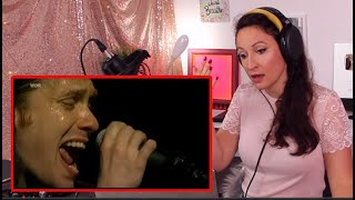 "SHINEDOWN's awesome ""Simple Man"" -Vocal Coach REACTION"