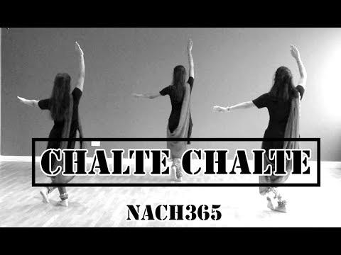 CHALTE CHALTE | PAKEEZAH | NACH365 DANCE | CHALTE CHALTE DANCE