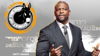 Terry Crews Gets Dragged For Tweeting Acronym For 'Coon'