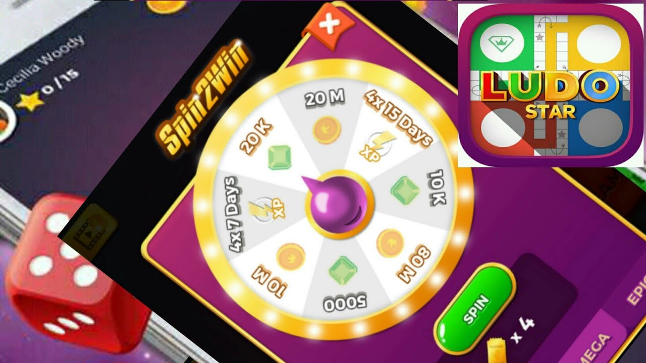 Spin2win In Ludo Star How To Get Spin2win Option In Ludo Star Game 2017 New Trick Youtube