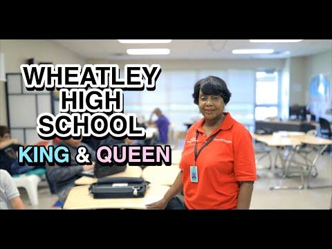 Wheatley High School King & Queen 2019