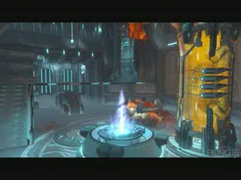 Cold Storage Halo 3 Map