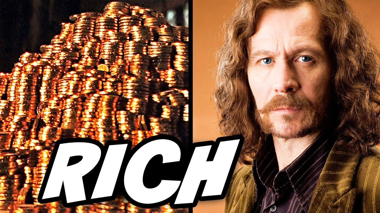 Who Was the RICHEST Witch / Wizard? - Harry Potter Theory
