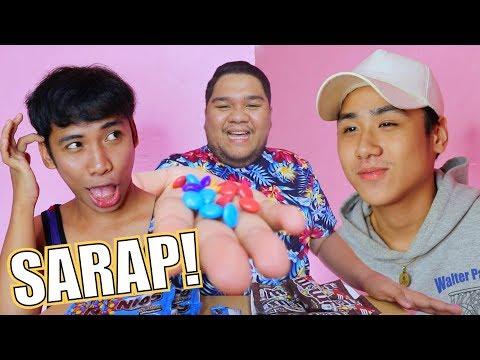 Anong mas BET mo, NIPS o M&Ms? (SUBUAN NG CHOCOLATE!!)