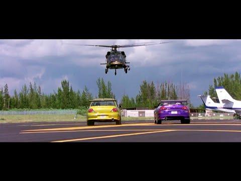 2 Fast 2 Furious (2003) || Roman Pearce Comedy Scene In Hindi