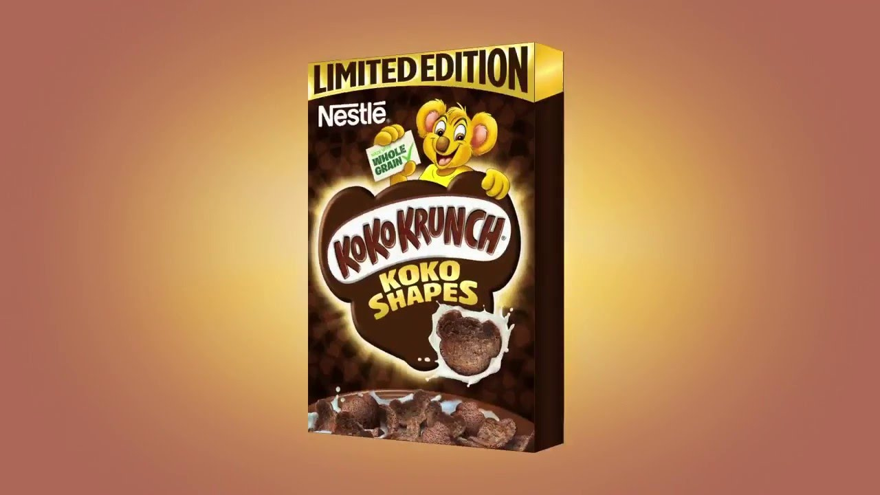 Nestl koko krunch limited edition new shapes youtube ccuart Images