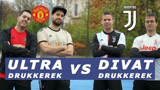 NESSAJ VS. FREESTYLEFOCI | ULTRÁK vs. DIVATDRUKKEREK