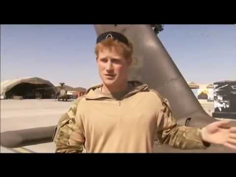 Prince Harry At War In Afghanistan A British Forces News Special