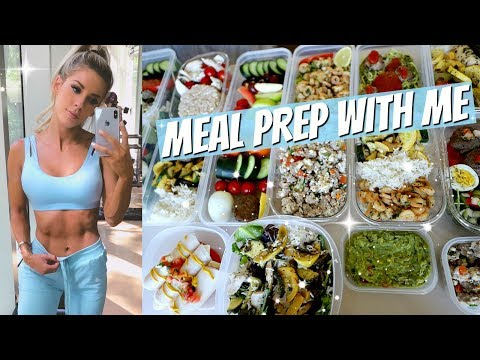 MEAL PREP WITH ME | Sharing my secrets | New Vibrating Ball thumbnail