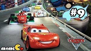 Disney Pixar Cars 2: Hit The Road Battle Race - Cars 2 Video Game
