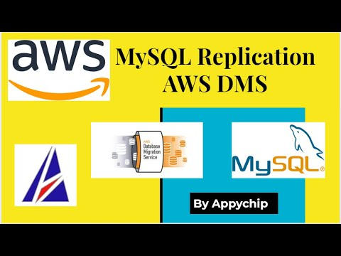 AWS Database Migration Service With Replication Tutorial | MySQL  Replication With AWS DMS Example