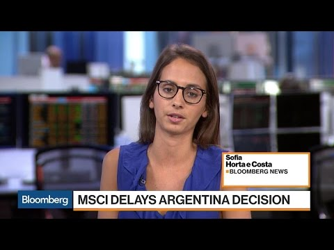 MSCI Delays Argentina, Saudi Arabia EM Decisions