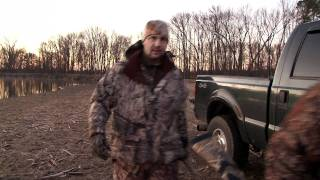 Goose Hunting at Dodd's Farm on Maryland's Eastern Shore