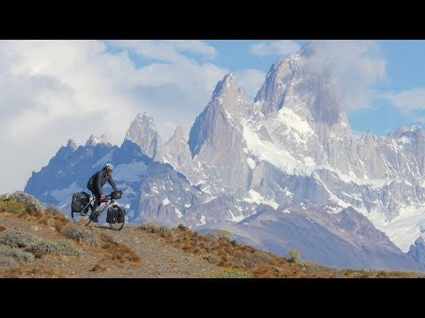 Cycling Southern Patagonia // CyclingAbout The Americas(EP.1)