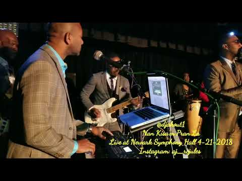 @djakout1 Nan Kisam Pran La live at Newark Symphony Hall  4-21-2018