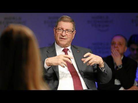 Davos 2016 - An Insight, An Idea with Habib Essid