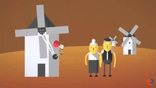El Hipster energético dice Sí a la energía eólica ¿Sabías que abarata el precio de la electricidad?