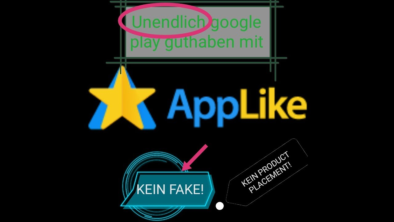 Google Play Guthaben Hack