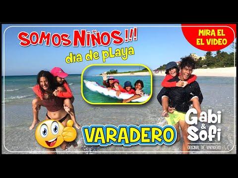 Gabi & Sofi, DÍA DE PLAYA!!!