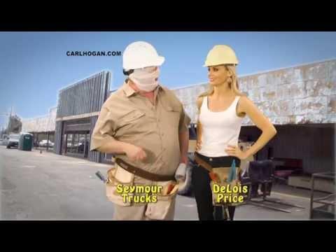 Carl hogan Automotive is getting a face lift