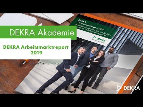 DEKRA Arbeitsmarktreport 2019