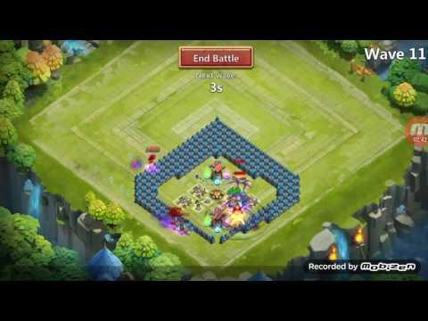 Castle Clash World Event HBM (217 mill)