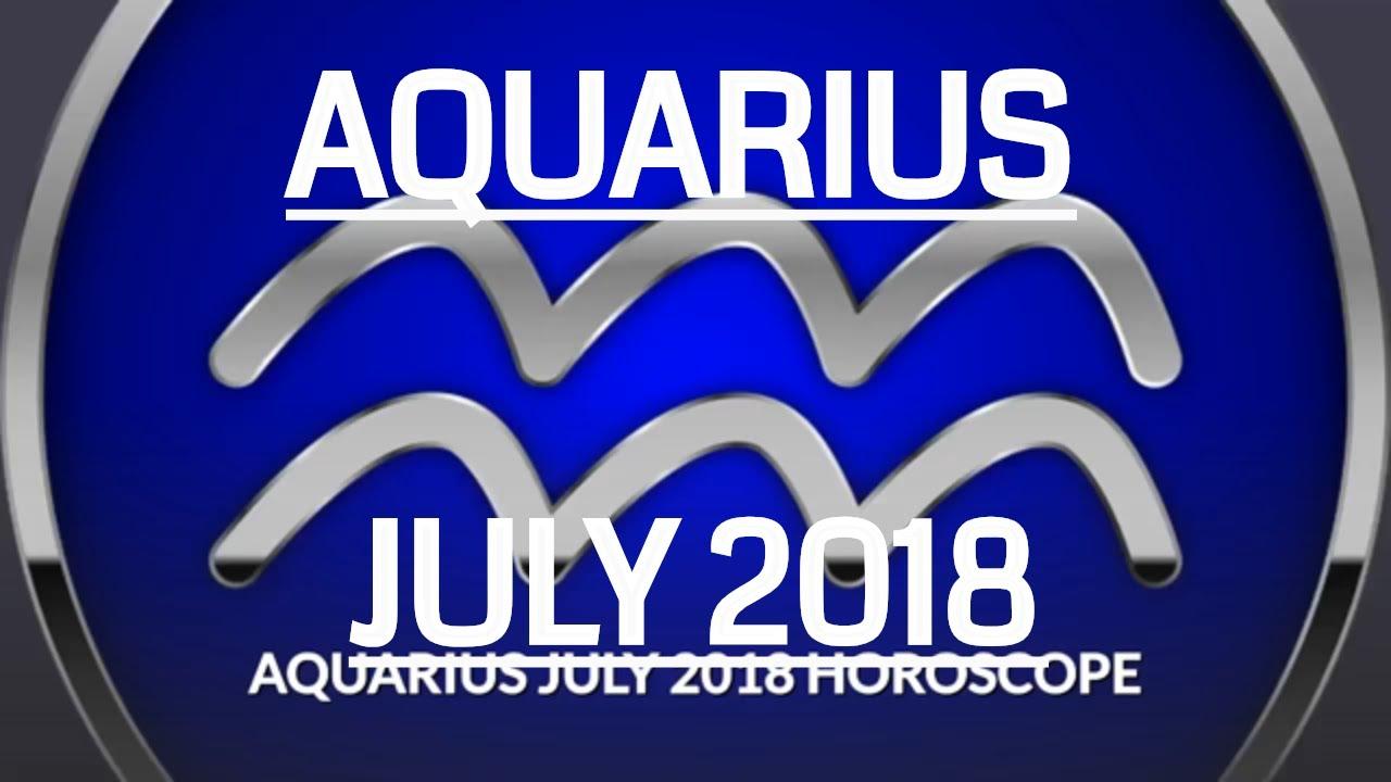 Aquarius July 2018 Horoscope | Kumbh Rashi July 2018 Horoscope (Moon Sign)  Lucky Numbers, Lucky Days