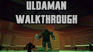 Uldaman Walkthrough Commentary