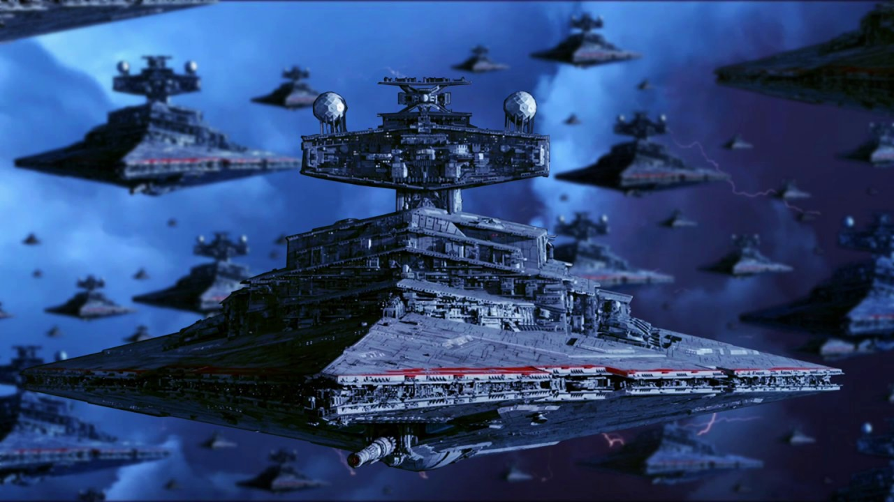 Xyston Class Star Destroyer Star Wars The Rise Of Skywalker Episode Ix By Massimiliano Costanzo Youtube